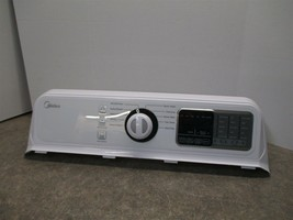MIDEA WASHER CONTROL PANEL (SCRATCHES) PART# 17138000030523 12138000034401 - $125.00