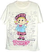 Peko Graphic Tee L - $10.00