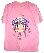 Doll Graphic Tee L - $5.00