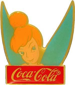 Disney WDW - Cast 15th Anniversary Tinkerbell Pin/Pins