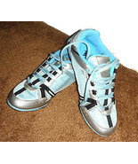 Blue Running Shoes - $10.00