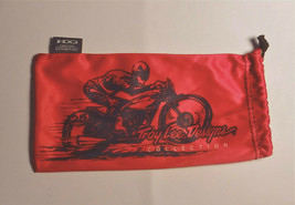 New OAKLEY Troy Lee Large Red Mirofiber Pouch / Storage Sunglasses Bag 4... - $8.16