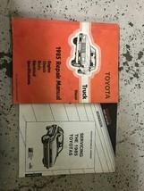 1985 Toyota TRUCK DIESEL Service Shop Repair Workshop Manual OEM Set W T... - $59.35