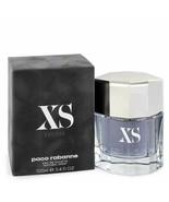XS by Paco Rabanne Eau De Toilette Spray 3.4 oz for Men - $45.75