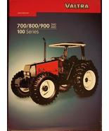Valtra 700, 800, 900 Tractors Brochure - $7.00