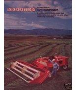 1971 Hesston 520 Self-Propelled Windrower Brochure - $8.00