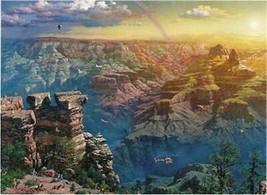 Grand Canyon Around The World 300 pc Bagged Boxless Jigsaw Puzzle NO BOX - $11.83