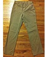 Womens Lauren Green Label Khaki Pants by Ralph Lauren ~ SZ 4 - $25.00