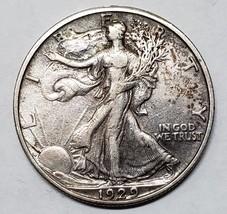 1929S Walking Liberty Half Dollar 90% Silver Coin Lot# E 75
