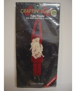 Craftin Tubes Santa Claus Kit  True Colors Crafts - $5.00