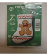 Stitch  N Stuff Counted Cross Stitch Kit  Ginge... - $3.00