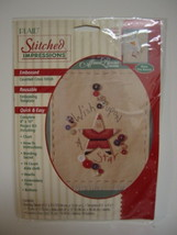 Plaid Counted Cross Stitch Kit Wish Upon A Star - $9.00