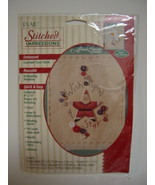 Plaid Counted Cross Stitch Kit Wish Upon A Star - $3.00