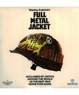 FULL METAL JACKET  MATTHEW MODINE LASERDISC RARE - $9.95