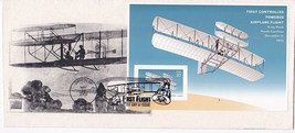 WRIGHT BROTHERS CENTENNIAL SHEET #3783b DAYTON, OH MAY 22, 2003 - $3.90