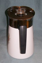 Vintage Corning SPICE OF LIFE Stove Top 6 Cup Coffee Pot / Percolator -P146 VGUC image 5