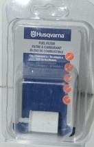 Husqvarna 598616501 Fuel Filter Fits 525 Series Models White Plastic 1 pack image 1