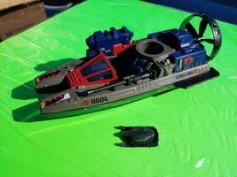 2008 Hasbro GI Joe Retaliation Cobra Fang Boat + Sled - $29.95