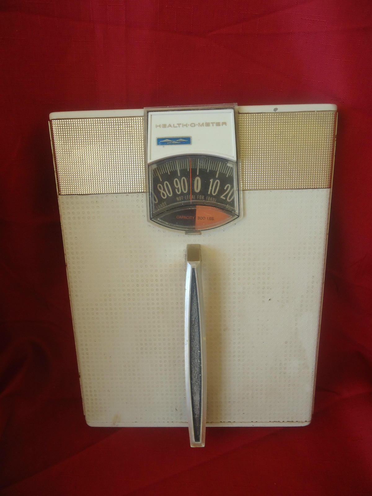 Primary image for Vintage Retro Health O Meter Bathroom Scale ~ Continental Scale Corp, Chicago