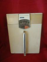Vintage Retro Health O Meter Bathroom Scale ~ Continental Scale Corp, Ch... - $43.00