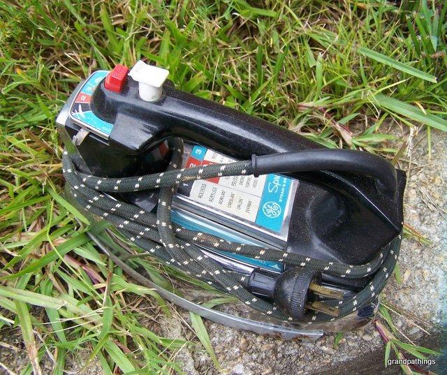 Silex electric iron 008