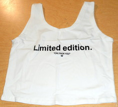 Ladies Limited Edition Sleeveless T-Shirt - $9.00