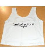 Ladies Limited Edition Sleeveless T-Shirt - $9.00