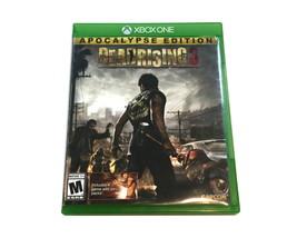 Microsoft Game Dead rising 3 - $17.99