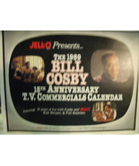 Jello Calendar with Bill Cosby from 1989 - $23.00