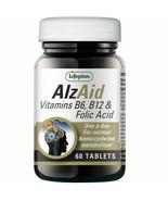 Vitamin B6, B12 and Folic Acid 60 Tablets Lifeplan - $11.30
