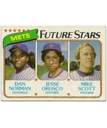 Mets Future Stars Baseball Card # 681 - $2.95
