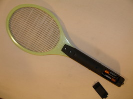 Electronic Mosquito/ Fly Swatter- glow in the dark - $41.00