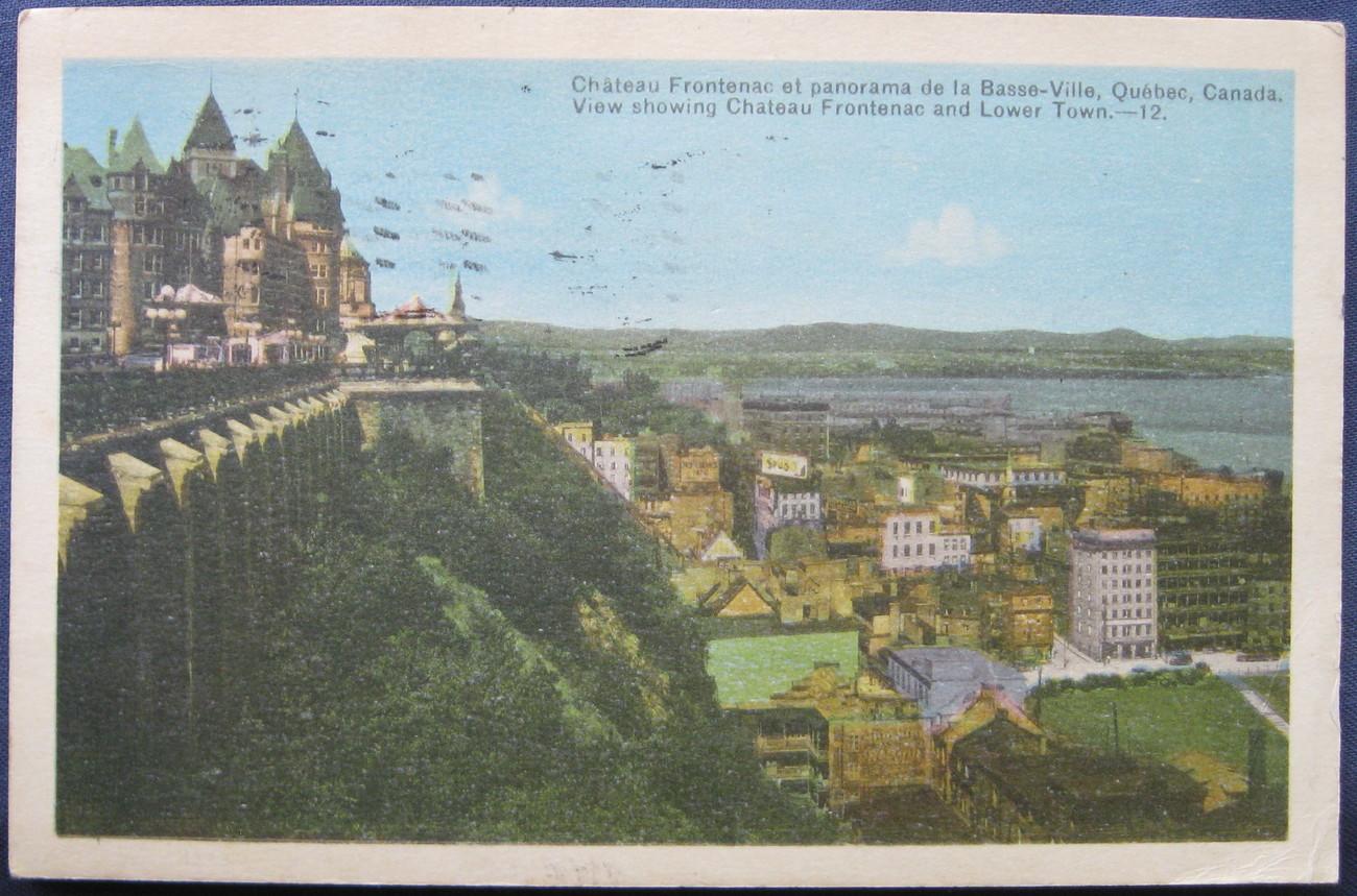 Chateau frontenac  qc 1 1