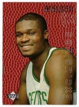 1996-97 Upper Deck Rookie Exclusives #R6 Antoine Walker Boston Celtics - $2.25