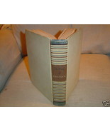THE POETICAL WORKS OF GEOFFREY CHAUCER CANTERBURY TALES 1933 HARDCOVER - $48.30