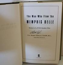 Col. Robert Morgan (d. 2004) Signed Autographed The Man Who Flew the Mem... - $98.99