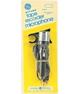 GE General Electric Tape Recorder Microphone Dynamic EA6865 New Sealed - $34.64