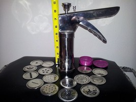 Desperate/divorce sale: Stainless Steel Kitchen Press - 15 designs - BRA... - $32.80 CAD