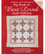 Big Book of Best-Loved Quilt Patterns, quilting... - $18.00
