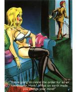 "Freebie! Bill Ward ""TORCHY"" Pin Up Collector Card  - $0.00"
