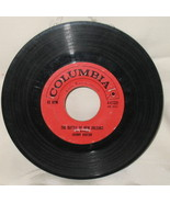 Johnny Horton The Battle of New Orleans 45 4-41339 - $8.99