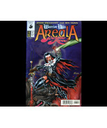 1996 Warrior Nun Areala #1 VF All Color Manga Ben Dunn - $3.00