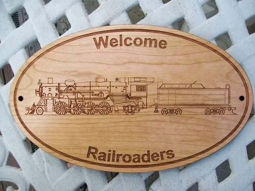 Welcome railroaders