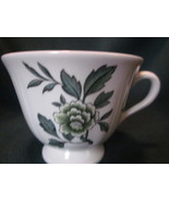 Wedgwood Green Leaf Barlastin Replacement Cup Lot 2 - $14.99
