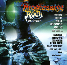 Progressive Rock Classics CD NM OOP Rick Wakeman - $4.00