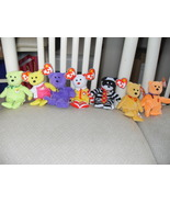 TY Teenie Beanie Lot Of 7 Mcdonalds Characters ... - $21.00