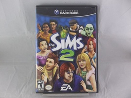 The Sims 2 2005 Nintendo Gamecube Video Game - $15.00