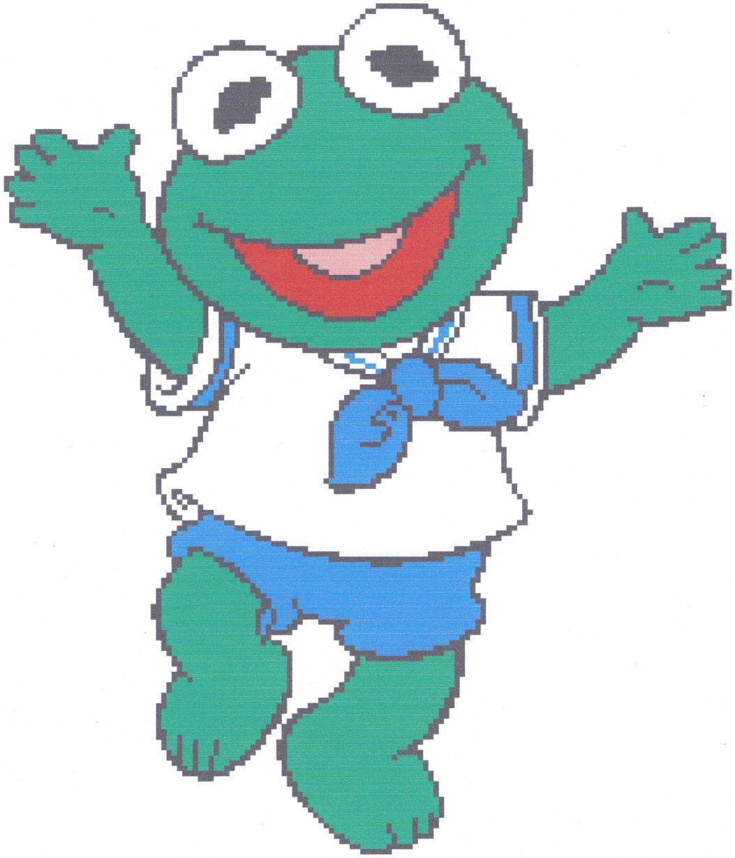 Kermit baby