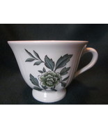 Wedgwood Green Leaf Barlastin Replacement Cup Lot 3 - $14.99