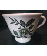 Wedgwood Green Leaf Barlastin Replacement Cup Lot 4 - $14.99